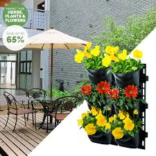 vertical garden planters trellis with vertical garden planters