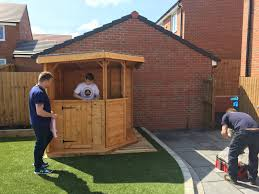 Backyard Shed Bar Garden Bars Shed Pub Outdoor Rental Hire Bars Liverpool Wirral