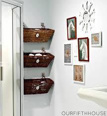bathroom small bathroom towel storage ideas storage ideas