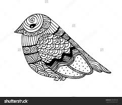 bird coloring adults coloring