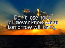 good morning hope quote moving forward with hope u2013 mylifeinmoments