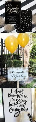 college graduation decorations best 25 college graduation ideas on