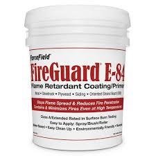 forcefield fireguard e 84 5 gal intumescent primer ffgd e84 g05