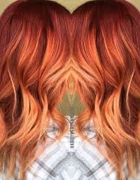 natural red hair with highlights and lowlights 20 best balayage ideas for red and copper hair styleoholic
