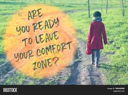 Leaving Your Comfort Zone Printed Slogan About Comfort Zone Image U0026 Photo Bigstock