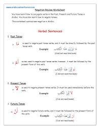 arabic worksheets arabic adventures