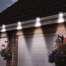buy 4 pack solar powered gutter led lights by catchy deals on opensky
