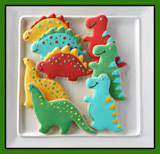 best 25 dinosaur cookies ideas on dinasour birthday