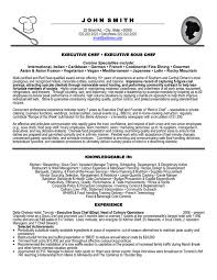 Sushi Chef Resume Example by Download Chef Resume Example Haadyaooverbayresort Com