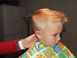 simply everthing i love how to cut boys hair the professional