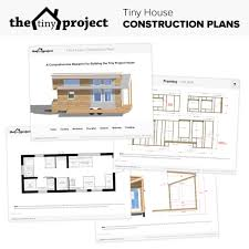 the tiny project u201d construction plans tiny mountain homes