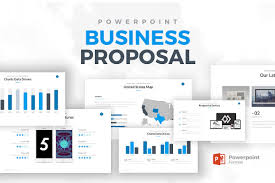 templates for powerpoint presentation on business business proposal powerpoint presentation templates creative market