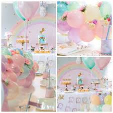 unicorn party supplies big company the i believe in unicorns party by
