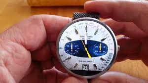 bentley breitling clock great breitling watch face to moto 360 youtube