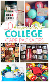 college care package 10 ideas for college care packages college ads and gift