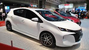 new toyota 2016 toyota launches more fuel efficient prius in 2016 news