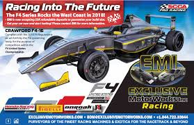 formula 4 formula 4 coming to the west coast u2013 san francisco region scca