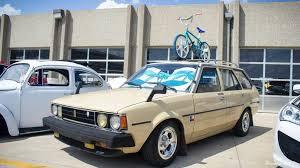 1970 toyota corolla station wagon 1980 toyota corolla station wagon junkyard find
