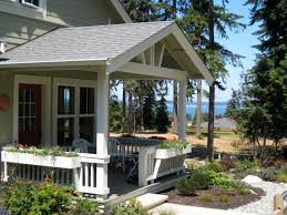 Gable Roof House Plans Decosee Porch Roof Styles House Plans 73333