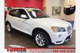 bmw rochester ny used bmw x3 for sale in rochester ny edmunds