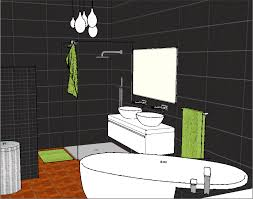 bathroom layout plan design for renovation