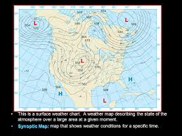 frontal boundary map weather map analysis lab 7 can include frontal lines barometric