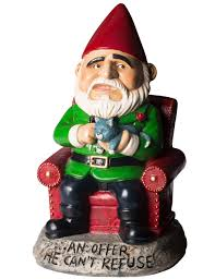 godfather gnome u2013 gardenfun com