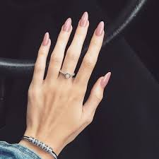 best 25 long almond nails ideas on pinterest almond shape nails