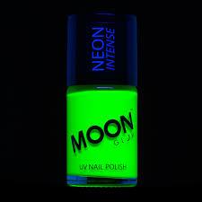 neon uv nail varnish