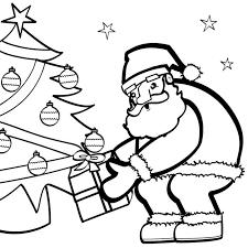 Coloriages du Père Noël  70 coloriages de Noël