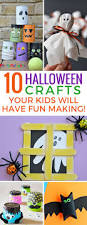 Fun And Easy Halloween Crafts by Easy Halloween Crafts For Kids To Make This October Easy