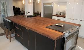 comptoir cuisine bois concept giroux comptoirs de cuisine tables de salle à manger