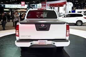 nissan truck frontier nissan frontier diesel runner concept shown at 2014 chicago auto