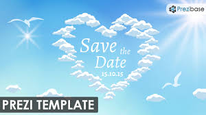 save the date templates save the date prezi template prezibase
