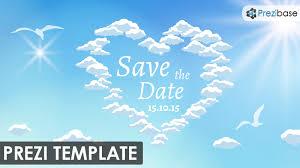save the date template save the date prezi template prezibase