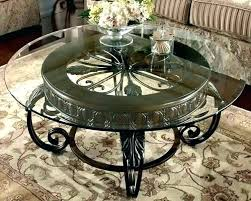 wrought iron coffee table with glass top wrought iron end tables with glass tops wrought iron coffee table