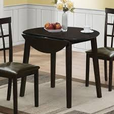 Dining Room Sets With Leaf 2 Leaf Dining Table Wayfair
