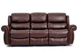 Recliner Sofa On Sale Routledge Banner Mahogany Reclining Sofa Overstock