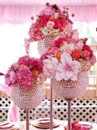 ideas for centerpieces charming silk chandelier shades wedding centerpiece ideas