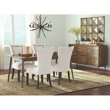 Natural Wood Dining Room Table by Sideboards U0026 Buffets Kitchen U0026 Dining Room Furniture The Home