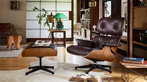 vitra lounge chair u0026 ottoman