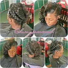 weave updo hairstyles for african americans goddess braid updo relaxed hairstyles pinterest goddess