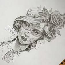 best 25 day of dead tattoo ideas on pinterest arm tattoos day