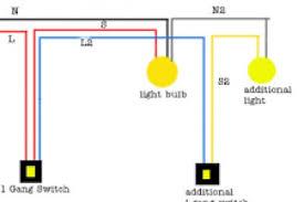 3 gang 1 way light switch wiring diagram wiring diagram