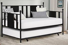Modern Daybed With Trundle Daybed With Trundle No Box Required Premium