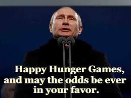 Hunger Games Meme - putin hunger games meme by darklinkfangirl on deviantart