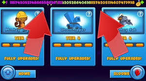 bloons td battles apk bloons td battles hack 4 2 1 mod apk no root