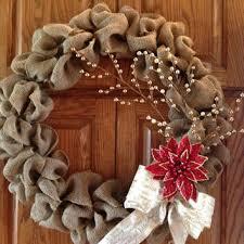 burlap christmas wreath shop burlap wreath on wanelo