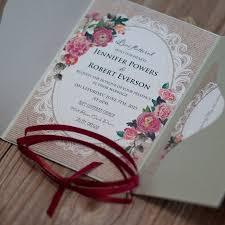 Affordable Pocket Wedding Invitations 155 Best Vintage Wedding Invitations Images On Pinterest Vintage