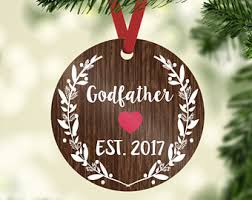 godmother ornament godmother gift ornament